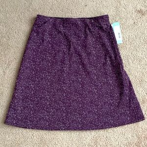 Margaret M Christabel Textured Skirt Sz. Small NWT